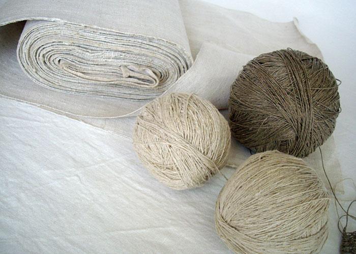 კანაფისგან დამზადებული ნაჭერი: თვისებები