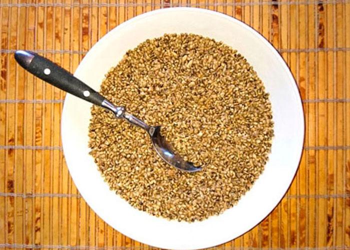 კანაფზე დამზადებული საკვები პროდუქტები