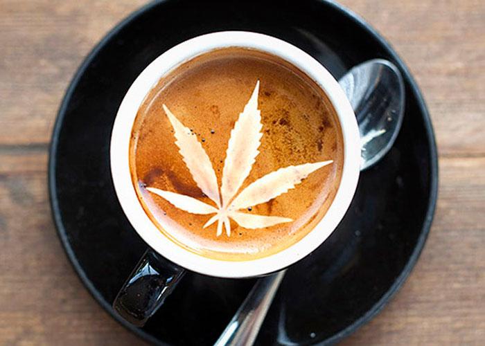 როგორ შეეთავსება ერთმანეთს ყავა და კანაბისი